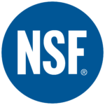 NSF certification seal